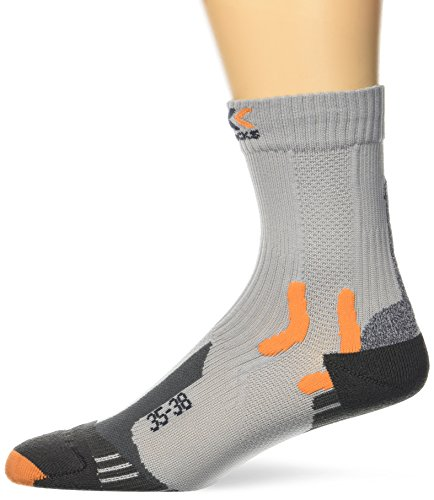 X-Socks Herren Socken OUTDOOR, Pearl Grey, 42/44, X020404 -