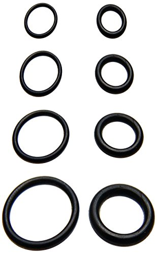 BGS 8044 O-Ring Sortiment, 3-22 mm Ø, 225-tlg