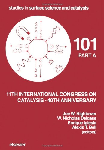 11th International Congress on Catalysis, 40th Anniversary, Parts A&b: Proceedings of the 11th ICC,: Proceedings of the 11th International Congress on 1996 (Studies in Surface Science & Catalysis) (Bell Anniversary 40th)