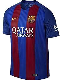 Nike FC Barcelona M SS Hm Stadium JSY Camiseta de Manga Corta 1c1fb69368248