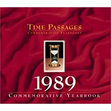 Time Passages 1989 Yearbook