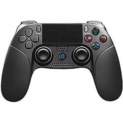 JFUNE Dualshock 4 - Mando inalambrico para PS4