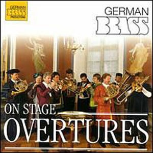 German Brass on Stage Overtures [Import USA]