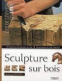 Sculpture sur bois: Des réalisations pour apprendre pas à pas. Des techniques pour créer à votre tour...