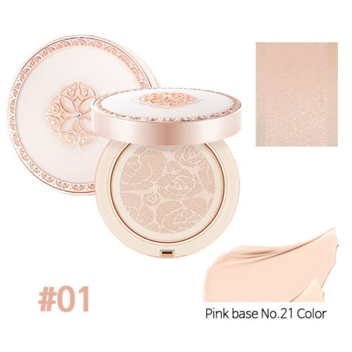 [MISSHA] Geumseol Tension Pact SPF30/PA+++ 3 Color 17g #1 Bright Light