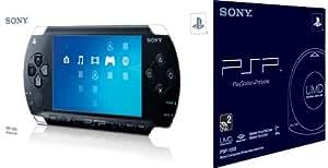 Base Unit Console: Black (PSP)