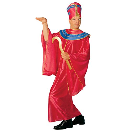 Ägyptischer Pharao Kostüm Ägypter Pharaonenkostüm Ägypten König Herrenkostüm Gewand Königskostüm Fasching Pharaonen Faschingskostüm Ramses Cheops Ägypten Karnevalskostüm Orient Antike Mottoparty Verkleidung Karneval Kostüme Männer (Pharao Kostüm Männer)