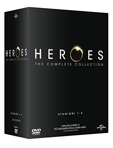 Image of Heroes - Stagioni 1-4 (Boxset) (23 DVD)