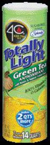 4C Totally Light Tea Mix Green Tea Antioxidant - 8 Pack