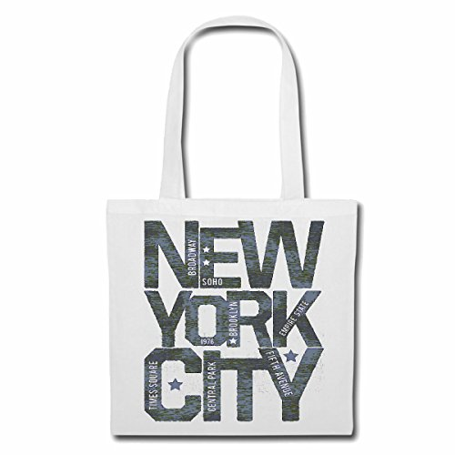 Tasche Umhängetasche New York City Fashion Love Beauty People NYC Clothing Girl New York Wedding Event USA Paris Nail Luxury Casual Lifestyle Street Fashion Einkaufstasche Schulbeutel Turnbeutel in - Nyc-kaffee-tasse