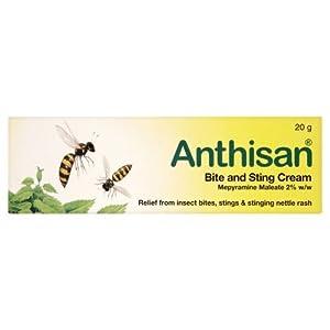 41XPW9YZluL. SS300  - Anthisan Bite & Sting Cream 20g