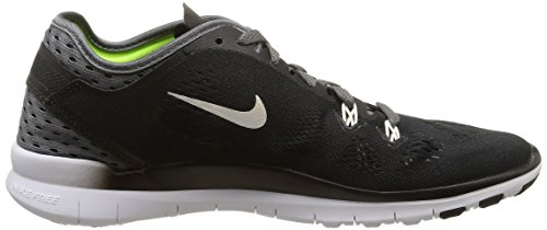 Nike Nike Free 5.0 TR Fit Damen Laufschuhe, Chaussures de course femme Noir (Black/White-Dark Grey 001)