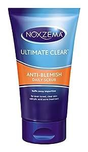 Noxzema Gommage à usage quotidien Clean Blemish Control - Pour l'élimination des imperfections - Tube de 148 ml