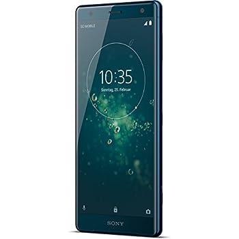 "Sony Xperia XZ2 Dual SIM 4G 64GB Green - Smartphones (14.5 cm (5.7""), 64 GB, 19 MP, Android, 8, Green) [versione Germania]"