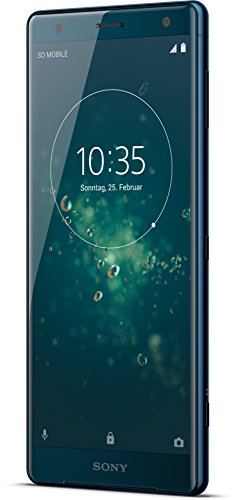 "Sony Xperia XZ2 Dual SIM 4G 64GB Green - Smartphones (14.5 cm (5.7""), 64 GB, 19 MP, Android, 8, Green) [versione Germania]"