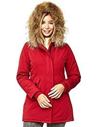 Suchergebnis auf für: Rote Jacke Damen Elara