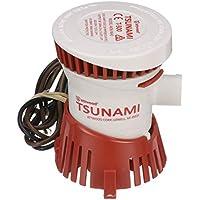 Attwood 4606-7 tsunami Bomba de achique de cartucho, 12v, 500 g/h, 1.892 l/h, 19 mm