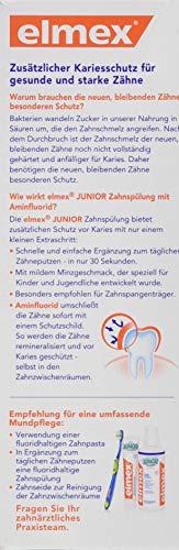Elmex Junior Zahnspülung, 6-12 Jahre (1 x 400 ml)