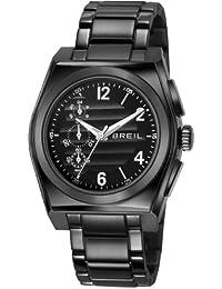 Breil Herren-Armbanduhr Analog edelstahl schwarz TW1071