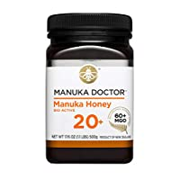Manuka Doctor, 20 Bio Active Manuka Honey, 1.1 Lb (500 G)