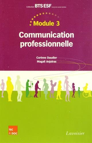 Module 3 : Communication professionnelle par Corinne Daudier