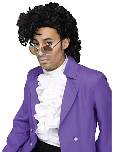 Purple Rain Prince Wig Mens Fanc...