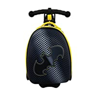 BATMAN M14658 Scooting Suitcase, One Size