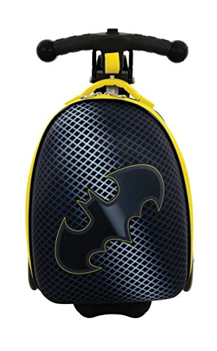 Batman M14658Scooting Valigia, Taglia Unica