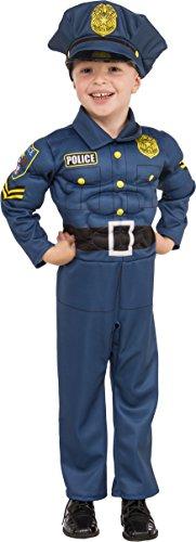 elprotz Kostüm für Jungen M-(5/7 Jahre) ()