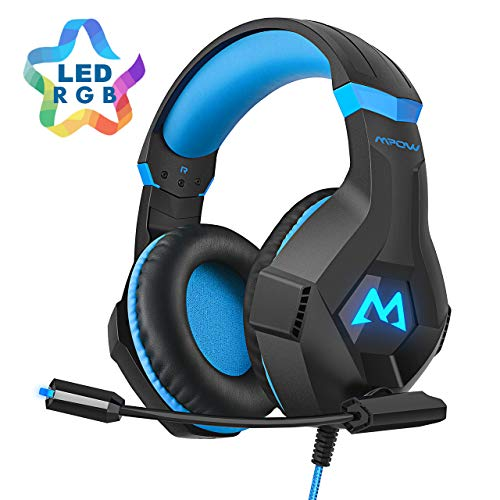 Mpow EG9 Auriculares Game PS4