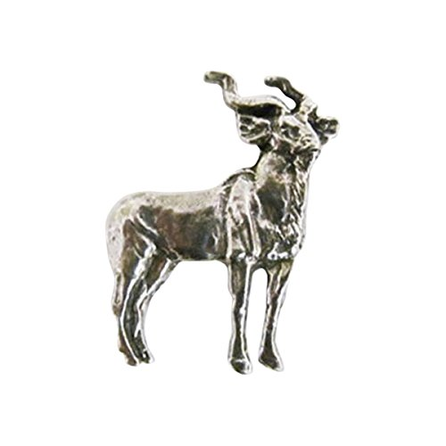 Zinn ~ Kudu Full Body ~ Kühlschrank Magnet ~ m106fm (Kühlschrank-magnete Kudu)