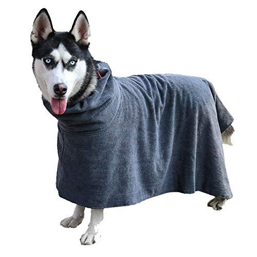 TFENG Asciugamano da Bagno in Microfibra con Asciugamano Asciugamano da Cane Super Pet