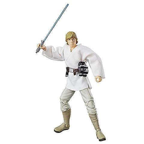 Star Wars The Black Series 40e anniversaire Luke Skywalker 15cm Figurine