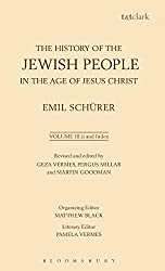 The History of the Jewish People in the Age of Jesus Christ: Volume 3.ii and Index: Index Vol 3