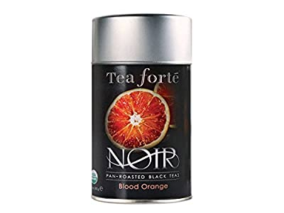 Tea Forte Blood Orange - Thé noir vrac Orange Sanguine - 80 g by Tea Forté