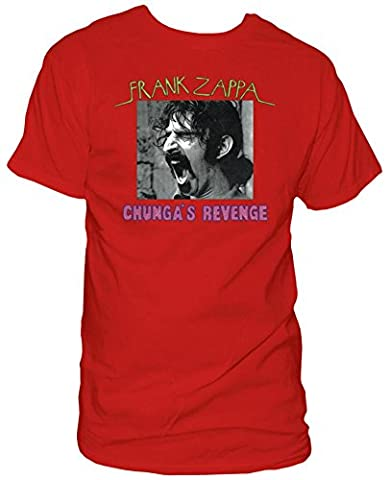Old Glory - T-shirt - Homme - Rouge - Rouge - Large