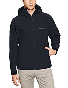 Marmot Herren Softshell Jacke Super Gravity, black, 3(S), 80270-001-3