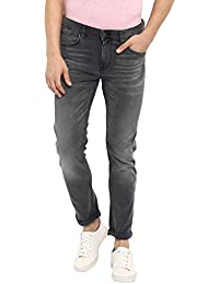 Red Tape Men's Slim Fit Jeans