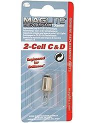 Mag-Lite LMXA201 Magnum Star II Xenon Ersatzleuchtmittel Glühlampe für 2 C-/2 D-Cell Stablampen