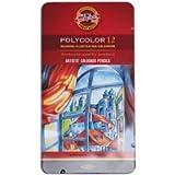 Koh-I-Noor 3822 Set di 12 matite Colorate da Artista, Multicolore