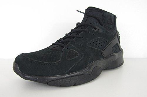 Nike Mowabb Og, Chaussures de Sport Homme, Vert Noir / blanc / orange (noir / blanc - orange total)