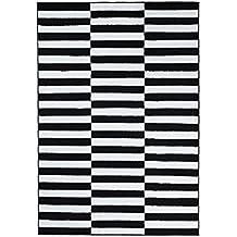 Suchergebnis Auf Amazon De Für Teppich Schwarz Weiß Tapiso
