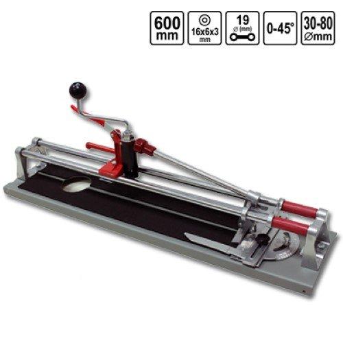 Vorel 00300Fliesenschneider, 600mm 3-f