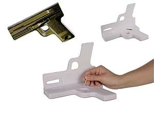 Gefährlicher Notizblock GUN MEMO - immer geladen...