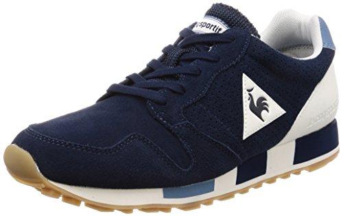 Le Coq Sportif Buty Omega Premium Zehenkappen, Blau (Blue) 46 EU Preisvergleich