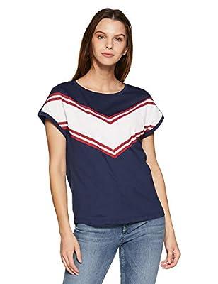 Amazon Brand - Symbol Women's Loose Fit T-Shirt