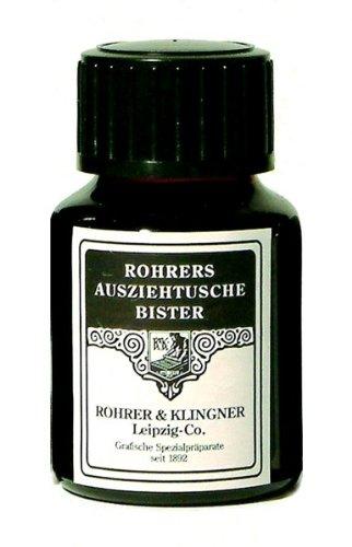 Rohrer & Klingner Encre de Chine bistre 50 ml