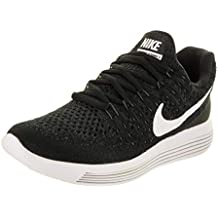 the latest 28c49 b9842 Nike garçon Lunarepic Low Flyknit 2 GS en Cours Formateurs 869990 Chaussures  Sneakers (4,