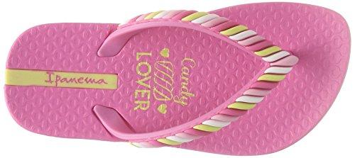 Ipanema Mädchen Summer Love VI Kids Zehentrenner, Mehrfarbig (Pink), 31 EU