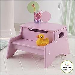 KidKraft Step N Store, Pink